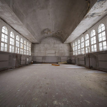 Sportstunde | Lost Places Foto