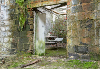 Stippvisite | Lost Places Foto