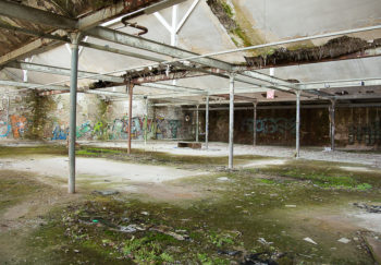 Tanzpalast | Lost Places Foto